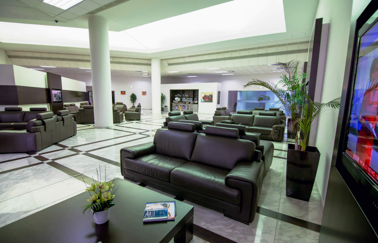Skylink Vip Services locations lounge